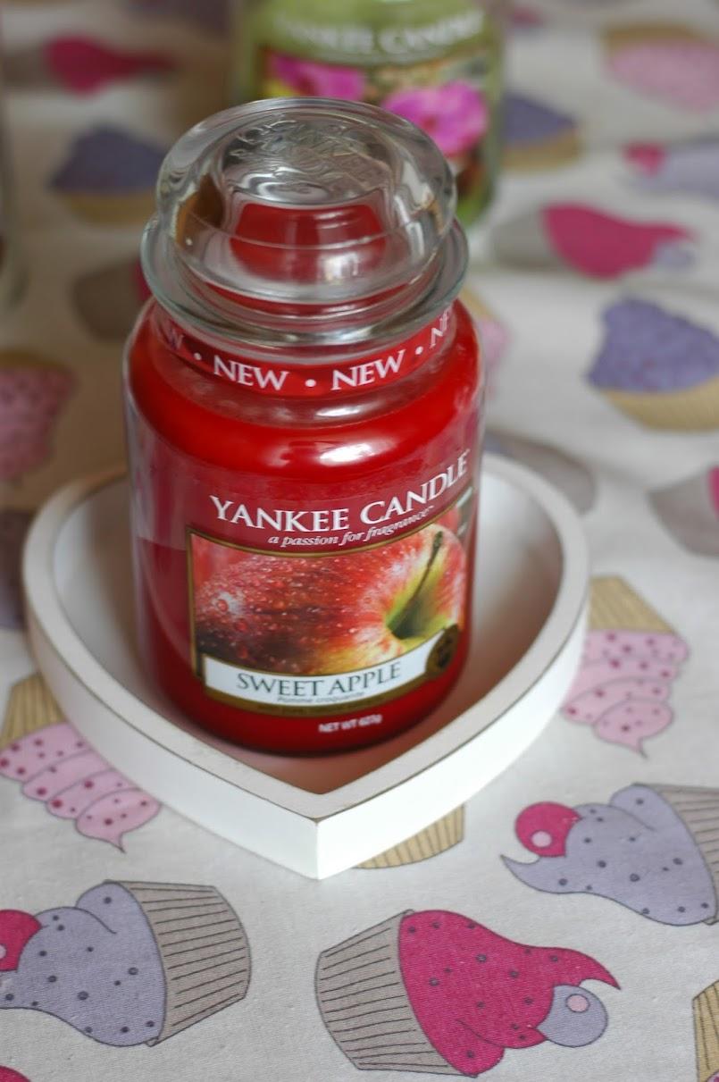Yankee Candle - Sweet Apple