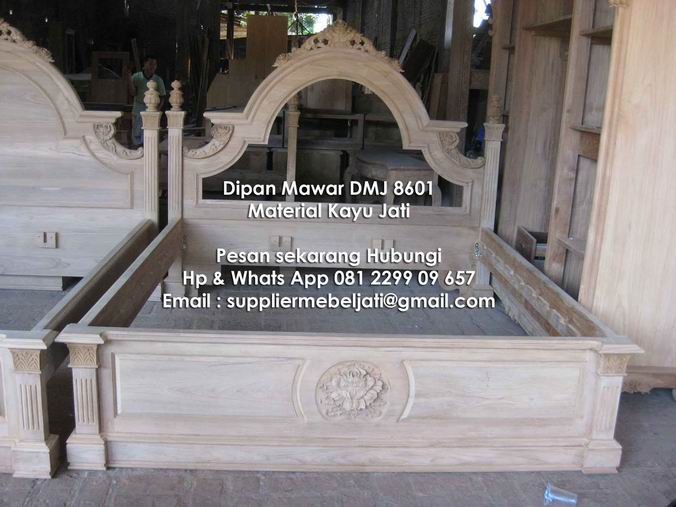 Download image Mebel Ukir Jepara Dipan Jati Furniture Klasik Jpg PC ...