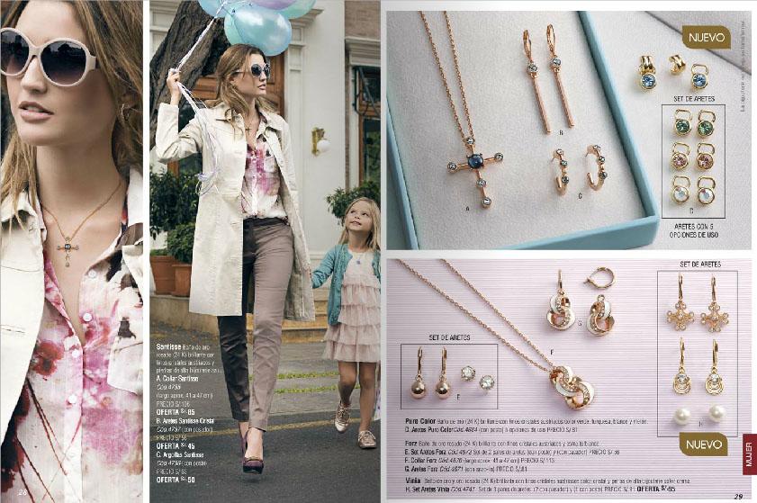 Productos de belleza marzo 2013 - Catalogo mundo joven ...