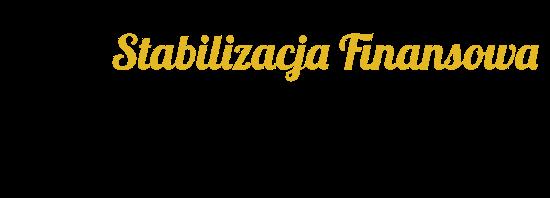 Stabilizacja finansowa- oszczędzanie, budżet domowy, rozwój osobisty