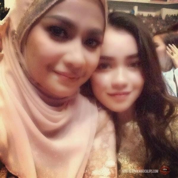 Gambar Terkini Anak Dara Saida Taruddin,Kakak Kepada Siti Nurhaliza ...