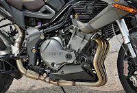 Benelli TNT1130 Century Racer (2011) Engine Detail