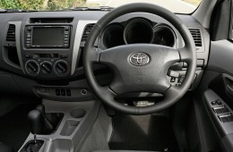 Toyota Autos Toyota Hilux Vigo Vs Nissan Navara D22