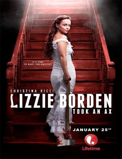 Ver Lizzie Borden Took An Ax (2014) Online