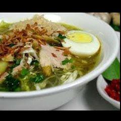 resep lengkap resep soto lamongan