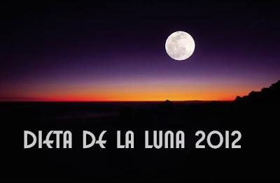 Dieta de la Luna 2012