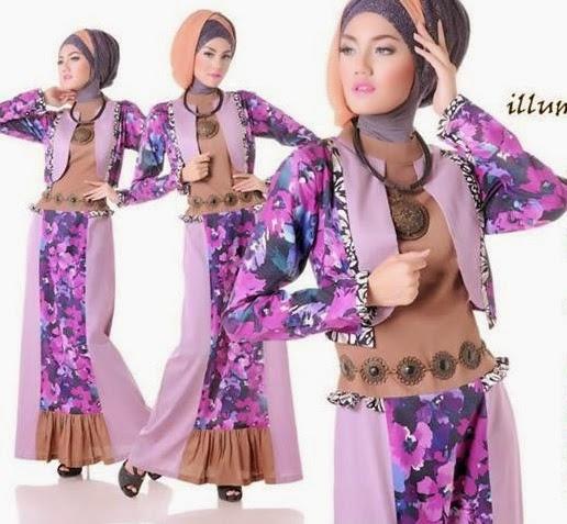 Gambar Baju Muslim Terbaru Remaja 3