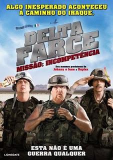 Download Delta Farce Missão Incopetência Dublado DVDRip
