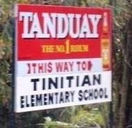 Tinitian Elementary School