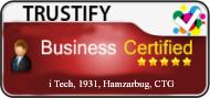I Tech Certified