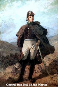 Gracias Gral Don José de San Martín!!!!