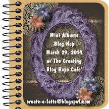 """Mini Albums"" Blog Hop"