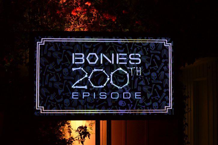 Bones - 200th Episode - Celebration Photos