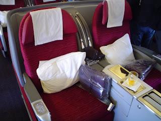 Madrid Flight Vietnam
