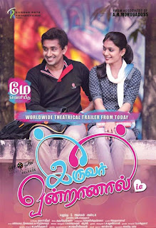 Iruvar ondranal movie release posters prabhu krithika malini