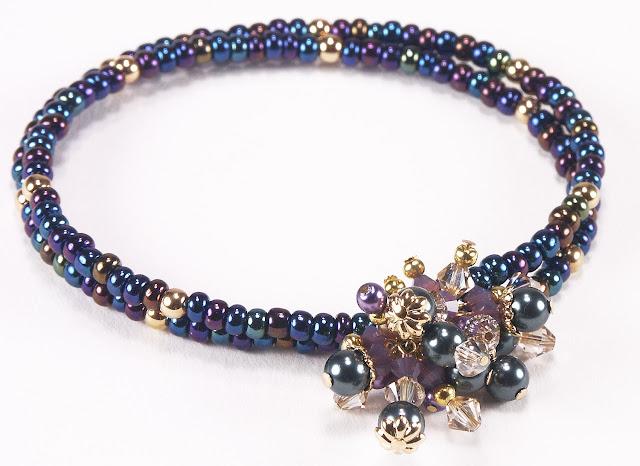 Memory Wire Bracelet Designs4