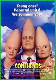 Los Coneheads 1993| 3gp/Mp4/DVDRip Latino HD Mega