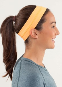 Lululemon Addict  NEW! Fly Away Tamer Headband 27f543c8d10