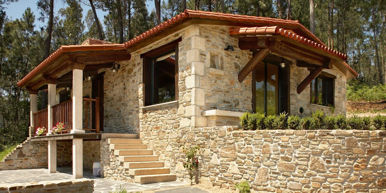 Construcciones r sticas gallegas casa y entorno - Rusticas gallegas ...