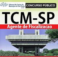 Apostila TCE São Paulo 2015 Agente de Fiscalização especialidade Tecnologia da Informação.
