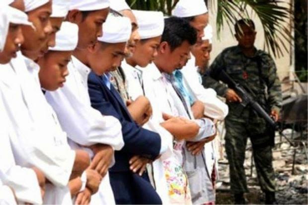 Tiada Lagi Bacaan al-Quran Ramadan Ini - Penduduk Selatan Thailand