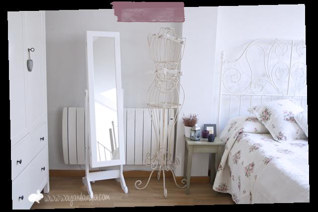Mi nuevo espejo joyero y tienda vintage en gij n for Espejo pared cuerpo entero