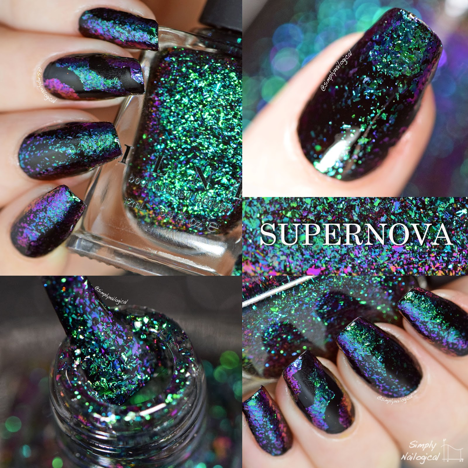 ILNP ultra-chrome Supernova