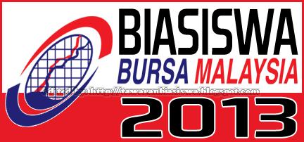 Permohonan Biasiswa Yayasan Bursa Malaysia untuk Ijazah Sarjana Muda 2013/2014 | Scholarship