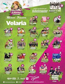 Feria Nacional Durango 2016