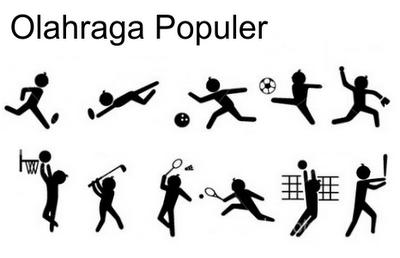 Hasil gambar untuk olahraga animasi