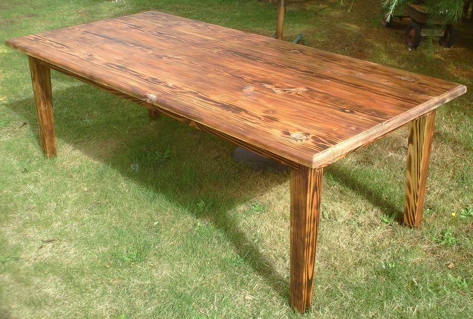 FilliQvist: A Complete DIY Farmhouse Table