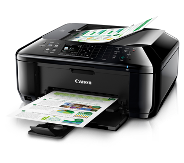 Driver printers Canon PIXMA MX527 Inkjet (free) – Download latest version