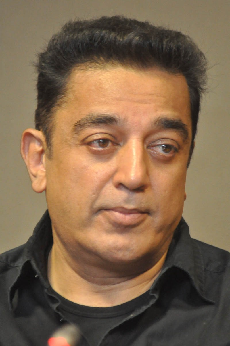 Kamalhassan at Viswaroopam Pressmeet