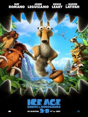 Kỷ Băng Hà 3 : Khủng Long Thức Giấc - Ice Age 3 :  Dawn of the Dinosaurs - 2009