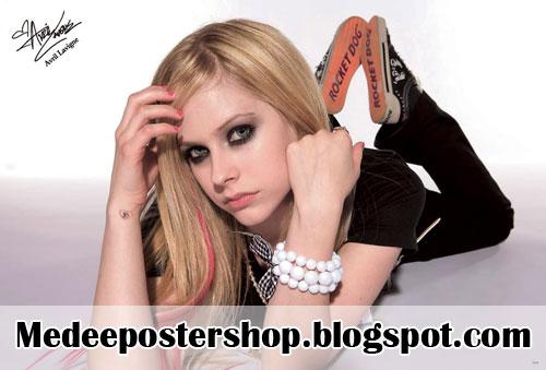 Avril Lavigne 2013 Poster