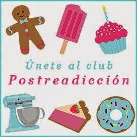 Unete al club de Postreadicción