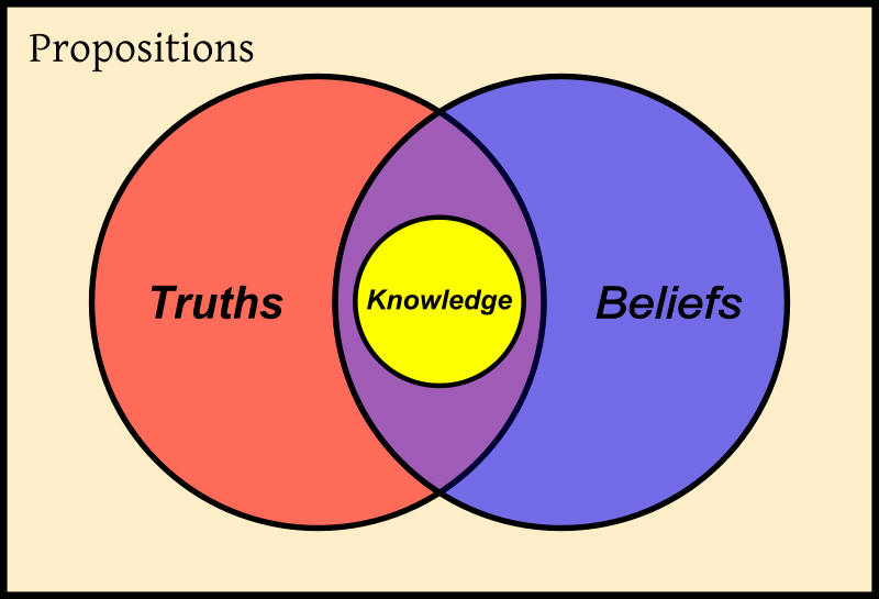 "theory of knowledge knowledge opinion and What is the difference between knowledge & belief  theory of knowledge and belief have  usually defined knowledge as ""true opinion combined with."