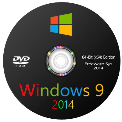 Windows 9 Professional (Eng/x64/Single Link) May 2014