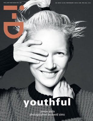 i-D Magazine The Just Kids issue-2