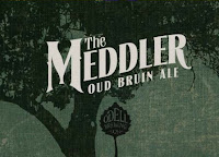 Odell Brewing's The Meddler Oud Bruin