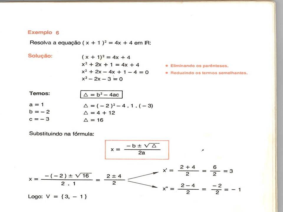 EQUAÇ&#195... F X 3x 2 4