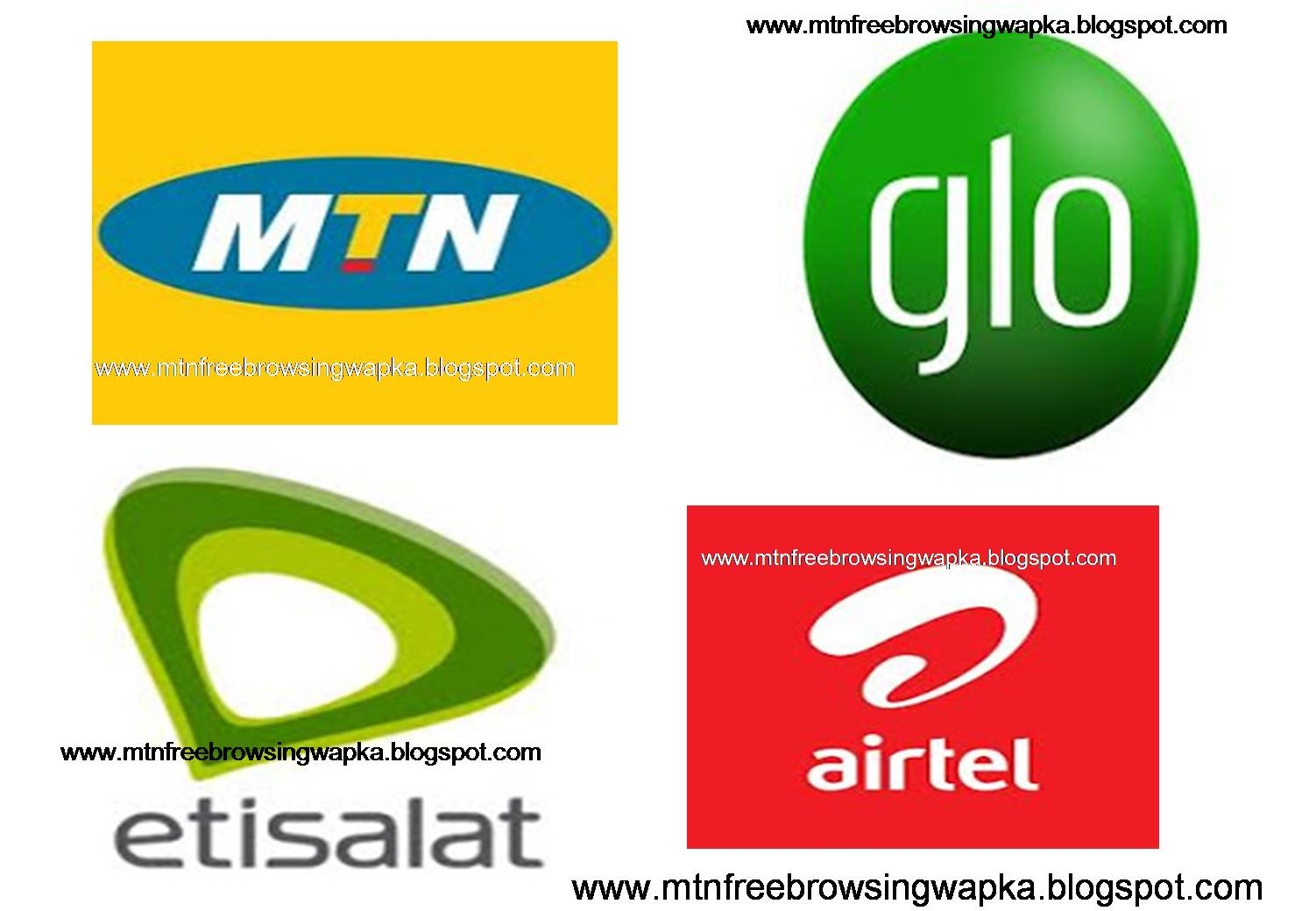 Browsing Cheats Link Free Using Airtel Mtn Etisalat