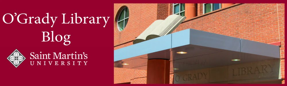 O'Grady Library Blog