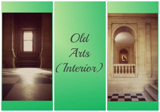 Old Arts Interior Grad Photos