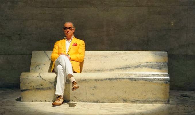 """""""La grande bellezza"""" de Paolo Sorrentino, avec Toni Servillo, est nommé aux Oscars 2014"""