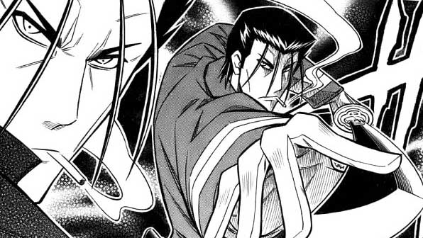 Rurouni Kenshin - Kinema-ban Chap 3