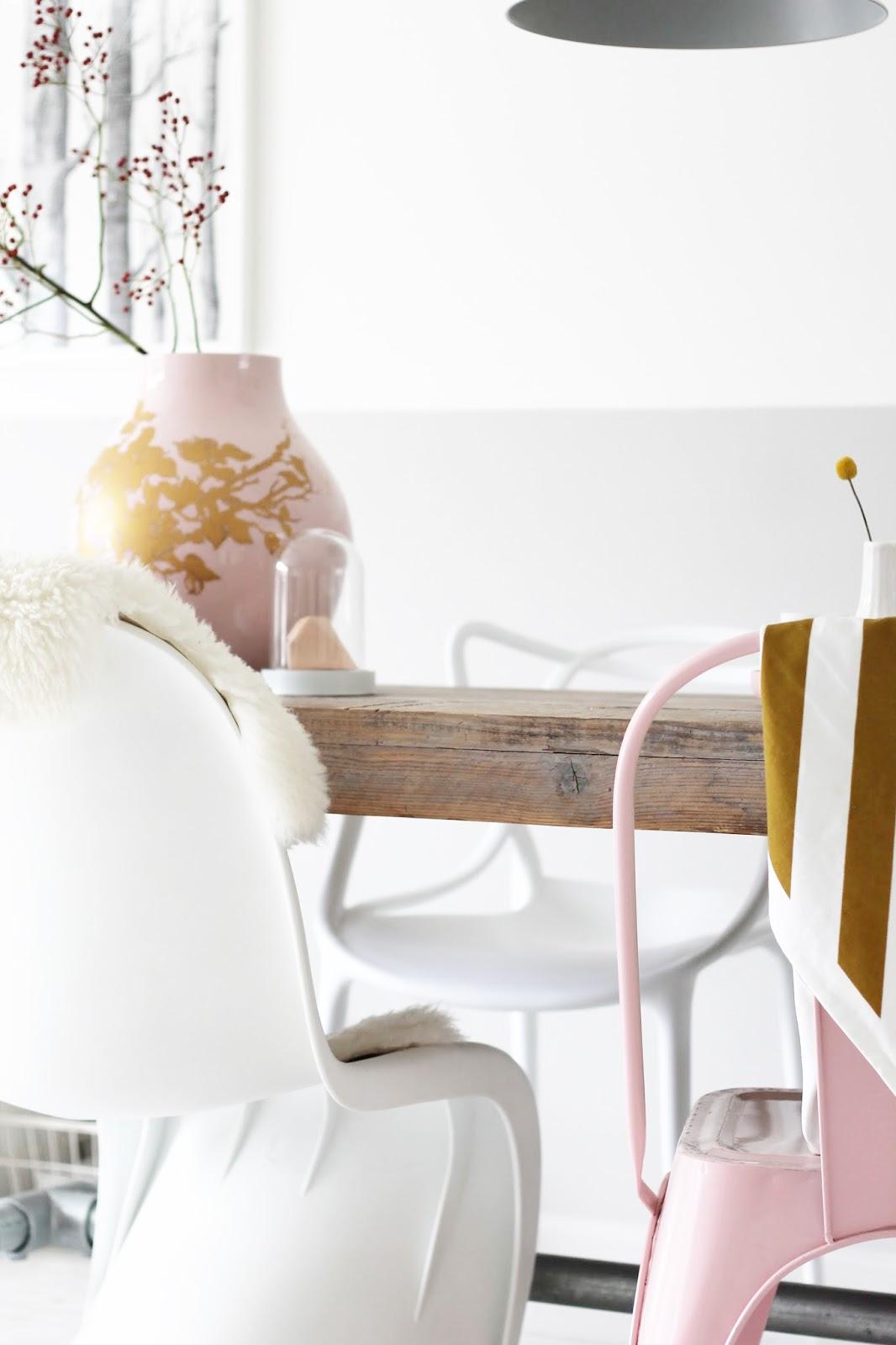 missjettle : Een zoete combinatie; roze en geel