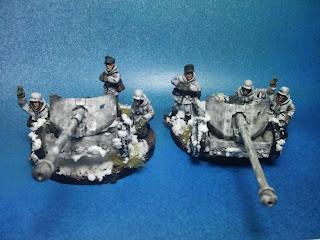 [La escuadra de la semana] Duo de Paks 40 alemanes de Artizan