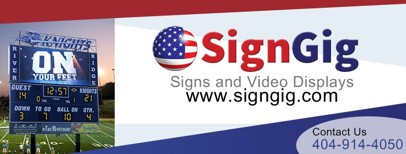 SignGig LED Digital Signs
