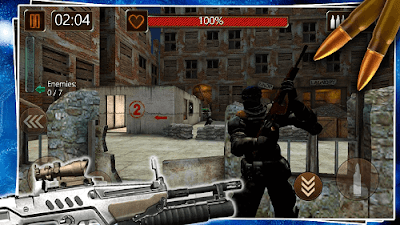 Battlefront Combat Black Ops 3 v2.5.1 Mod Apk (Mega Mod) 2